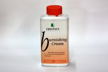Chestnut Burnishing Cream 500ml