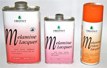 Chestnut Melamine Laquer Spray 400ml